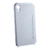 Чехол-накладка Element Case (AL&Pl) для Apple iPhone XR (6.1) Solace Серебристый (серебристый ободок)