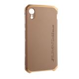 Чехол-накладка Element Case (AL&Pl) для Apple iPhone XR (6.1) Solace Золотистый (золотистый ободок)