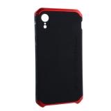 Чехол-накладка Element Case (AL&Pl) для Apple iPhone XR (6.1) Solace Черный (красный ободок)