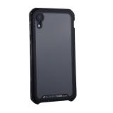 Чехол-накладка Element Case (AL&Glass) для Apple iPhone XR (6.1) G-Solace черный ободок