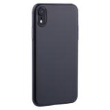 Чехол силиконовый Hoco Light Series для iPhone XR (6.1) Дымчатый
