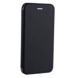 Чехол-книжка кожаный Fashion Case Slim-Fit для iPhone XS Max (6.5) Black Черный