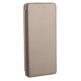 Чехол-книжка кожаный Fashion Case Slim-Fit для Samsung Galaxy Note 9 Gold Золотой