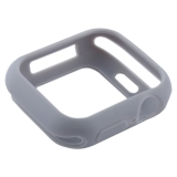 Чехол силиконовый бампер COTEetCI TPU case для Apple Watch Series 5/ 4 (CS7049-GY) 40мм Серый