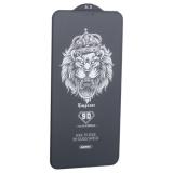 Стекло защитное Remax 9D GL-32 Emperor Series Твердость 9H для iPhone 11 Pro Max/ XS MAX (6.5) 0.22mm Black
