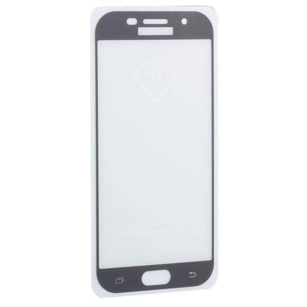Защитное стекло 2D для Samsung GALAXY A5 SM - A520F (2017 г.) Black