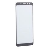 Стекло защитное 2D для Samsung GALAXY A8 SM-A530F (2018 г.) Black