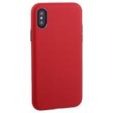 Чехол-накладка кожаная TOTU Imitation all covered PU Leather Case для iPhone X (5.8) AAiX/iXS-016 Красный