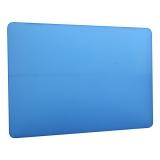 Защитный чехол-накладка HardShell Case для Apple MacBook New Air 13 (2018 г.) матовая синяя