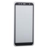 Стекло защитное 2D для Samsung GALAXY J6 Plus SM-J610F (2018 г.) Black