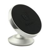 Автомобильный держатель Baseus Small Ears Series Magnetic Bracket магнитный универсальный SUER-B0S Серебристый