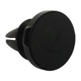 Автомобильный держатель Baseus Small Ears Series Magnetic suction Bracket магнитный универсальный в решетку SUER-A01 Черный