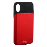 Аккумулятор-чехол внешний Remax Power Bank Case 3200 mAh (PN-04) для iPhone XS/ X (5.8) красный