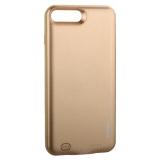 Аккумулятор-чехол внешний Remax Power Bank Case 3400 mAh (PN-02) для iPhone 8 Plus золотой