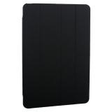 Чехол-подставка Deppa Wallet Onzo для Apple New iPad (9.7) 5-6го поколений 2017-2018г.г. Soft touch 1.0мм D-88045 Черный