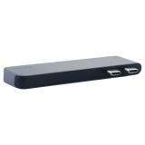 Переходник Baseus Thunderbolt C+ 5в1 (CAHUB-BOG) Type-C to USB3.0x2/ HDMI/ Thunder3/ Type-C для MacBook Графитовый