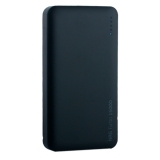 Аккумулятор внешний универсальный Deppa NRG Turbo 15000 mAh - 18W, QC3.0 D-33519 (USB: 5-6V/3A, 9V/2A) Черный