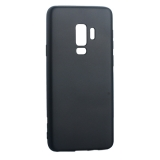 Чехол-накладка TPU Soft touch металлик Deppa Case Silk D-89009 для Samsung GALAXY S9+ SM-G965F 1мм Темно-серый металик