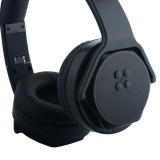 Bluetooth-наушники-колонки Hoco W11 Listen headphone Black Черные