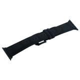 Ремешок кожаный COTEetCI W37 Fashion Leather (WH5262-BK) для Apple Watch 38 мм Черный