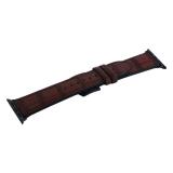 Ремешок кожаный COTEetCI W37 Fashion Leather (WH5262-BR) для Apple Watch 38мм Коричневый