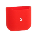 Чехол силиконовый Deppa для AirPods 2/ AirPods D-47016 1.4мм Красно-желтый
