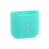 Чехол силиконовый Deppa для AirPods D-47018 1.4мм Мятно-голубой