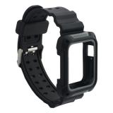 Ремешок COTEetCI W39 Integrated Movement Band (WH5267-BY) для Apple Watch 38мм Черно-Графитовый