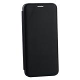 Чехол-книжка кожаный Innovation Case для Samsung Galaxy S10 Plus Черный
