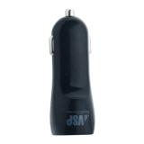 Автомобильное зарядное устройство BoraSCO ID-22031 Car Charger + дата-кабель MicroUSB 1.0 м (USB: 5V/ 1A) Черный