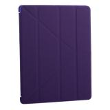 Чехол-подставка BoraSCO ID 20283 для iPad 4/ 3/ 2Фиолетовый