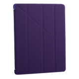 Чехол-подставка BoraSCO B-20283 для iPad 4 / 3 / 2Фиолетовый