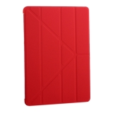 Чехол-подставка BoraSCO B-20784 для New iPad (9.7) 5-6го поколений 2017-2018г.г. Красный