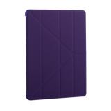 Чехол-подставка BoraSCO ID 20783 для New iPad (9.7) 5-6го поколений 2017-2018г.г. Фиолетовый