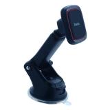 Автомобильный держатель Hoco CA42 Cool Journey in-car dashboard holder with stretch rod магнитный универсальный черный