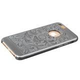Накладка металлическая iBacks Cameo Series Aluminium Case for iPhone 6s/ 6 (4.7) - Venezia (ip60025) Space Gray Темно-серый