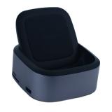 Док-станция&USB-концентратор Type-C Baseus Intelligent HUB 8в1 (CAHUB-SOG) USB3.0x3/ 3.5mm/ Type-C/ 4K/ MicroSD/ SD Графитовый