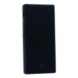 Аккумулятор внешний универсальный Baseus Mini JA Comfortable hand feelin (2USB: 5V-1.0A & 5V-2.4A) (PPJAN-C01) 30000 mAh Черный