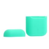 Чехол силиконовый для AirPods Case Protection ультратонкий Зеленый