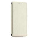 Чехол-книжка кожаный Innovation Case для Samsung Galaxy Note 9 Золотой