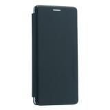 Чехол-книжка кожаный Innovation Case для Samsung Galaxy Note 9 Черный