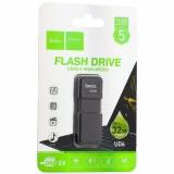 Флеш-накопитель Hoco UD6 Intelligent U disk 32Gb Черный