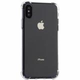Чехол силиконовый Innovation для iPhone X противоударный прозрачный