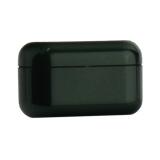 Bluetooth-гарнитура Remax TWS-5 True Wireless Stereo Headphones BT 5.0 стерео с зарядным устройством Зеленый