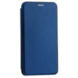 Чехол-книжка кожаный Innovation Case для Samsung Galaxy A70 Синий
