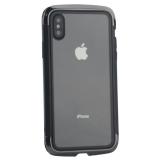 Чехол-накладка Element Case (AERO - DRAGO) закаленное стекло для iPhone XS (5.8) Черный