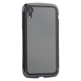 Чехол-накладка Element Case (AERO - DRAGO) закаленное стекло для iPhone XR (6.1) Черный