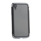 Чехол-накладка Element Case (AERO - DRAGO) закаленное стекло для iPhone XR (6.1) Серебристый