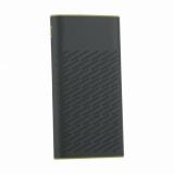 Аккумулятор внешний универсальный Hoco B31A-30000 mAh Rege Power bank (2 USB: 5V-2.1A) Gray Серый