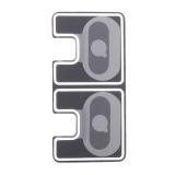Стекло защитное COTEetCI для основной камеры iPhone XS MAX (6.5) CS8111-XSM Прозрачное